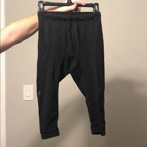 Lululemon Men's Crop Compression Pants
